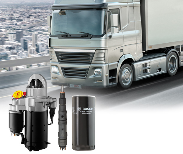 Bosch Fuel Supply
